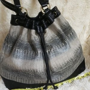 Kate Landry bucket bag